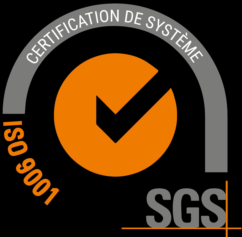 SGS - Certificação iso